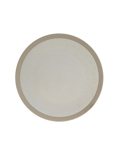 Boyner Evde Boyner Evde Q81220060 Chic 21 cm Pasta Tabağı Krem